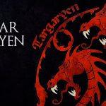 Rhaegar Targaryen and Targaryen Sigil